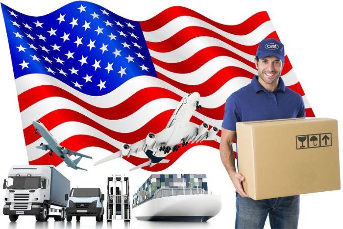 Dịch vụ gửi hàng đi Mỹ Quận 10 tại Tiến Việt Express